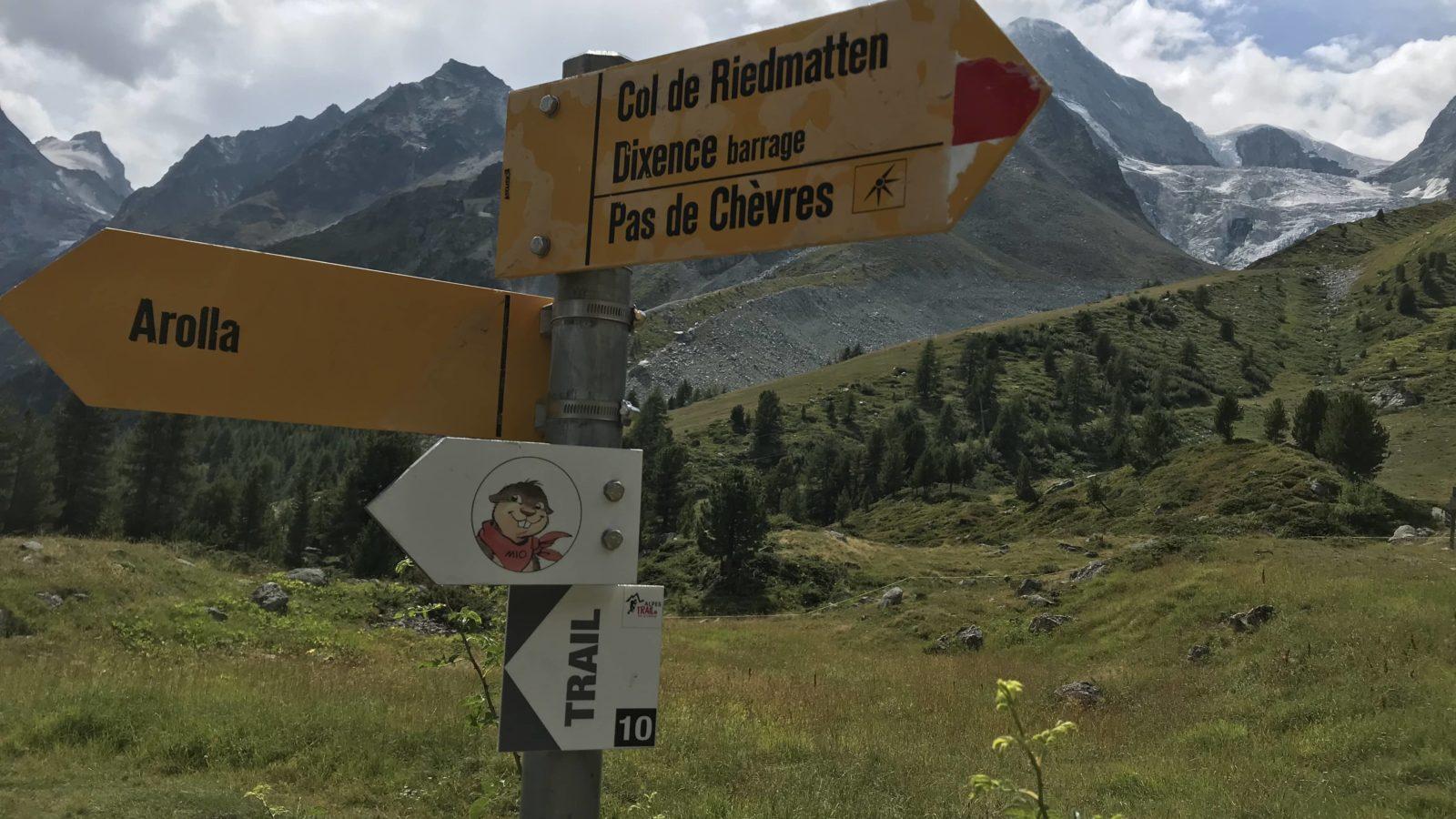 Col de Riedmatten vs Pas de Chèvres : lequel choisir ?
