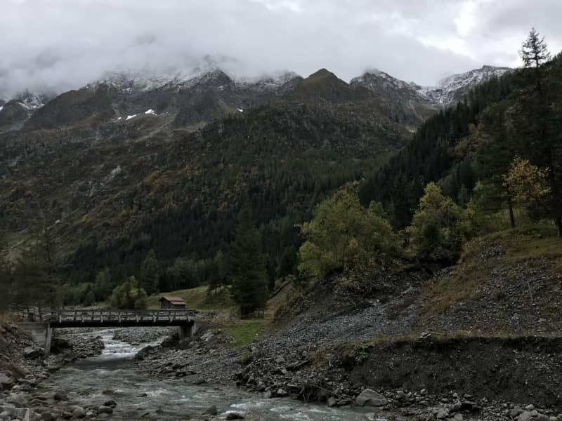 La rivière Kander du Gasterntal