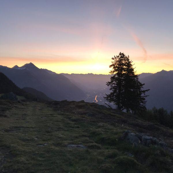 Ravoire – col de la Forclaz par le Mont de l'Arpille 3