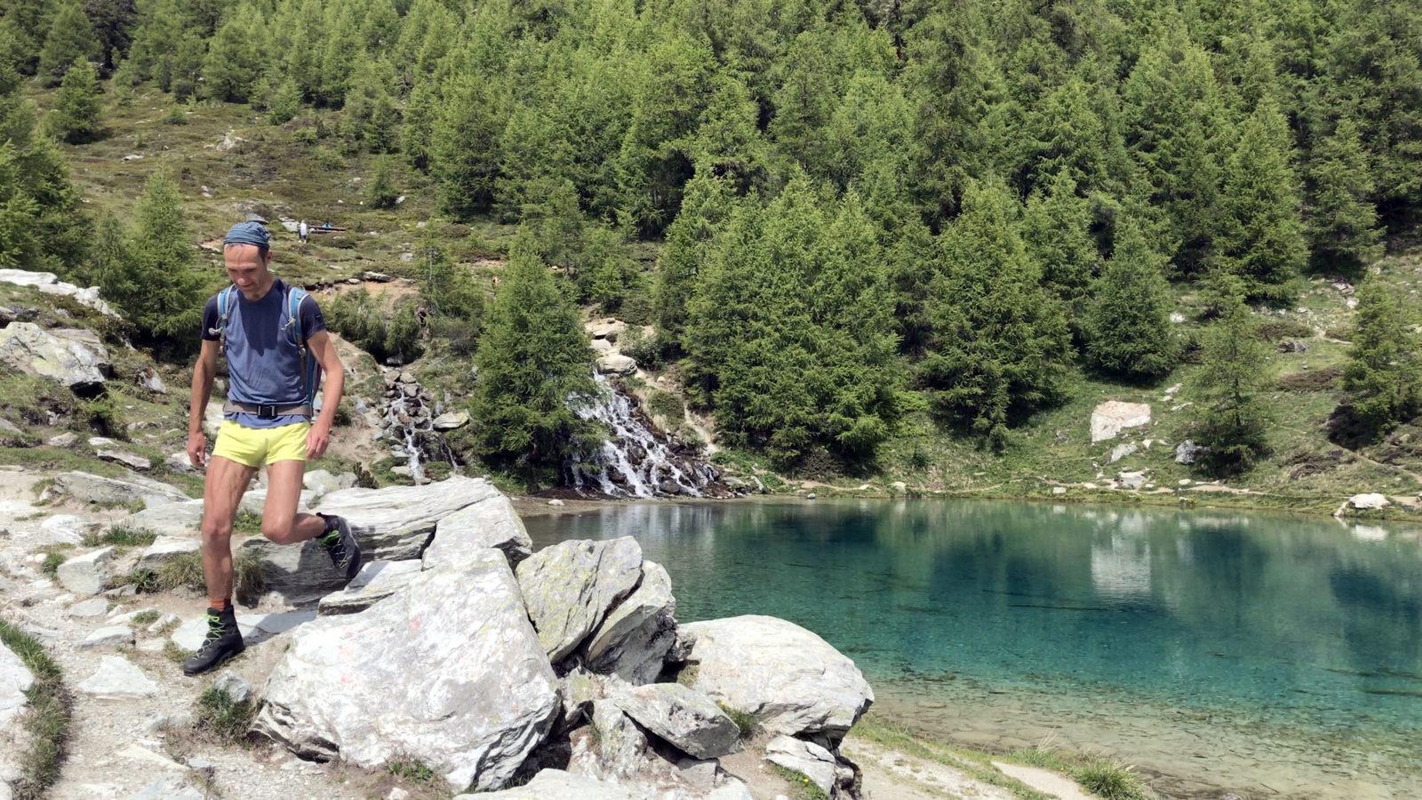 Entre Lac Bleu et Aiguilles Rouges d'Arolla 12
