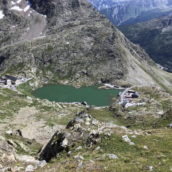 Randonnée alpine depuis le col du Gd-St-Bernard 14