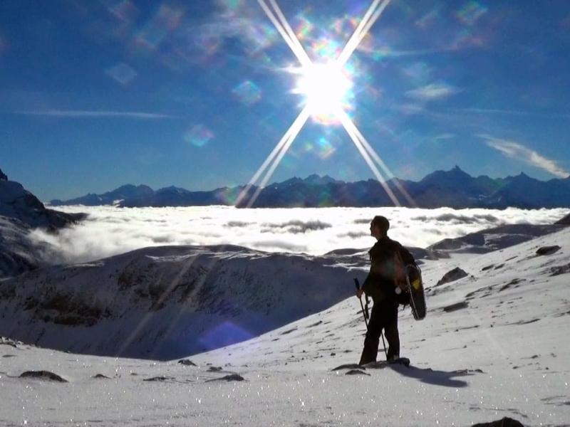 Randonner seul en montagne : une expérience unique !