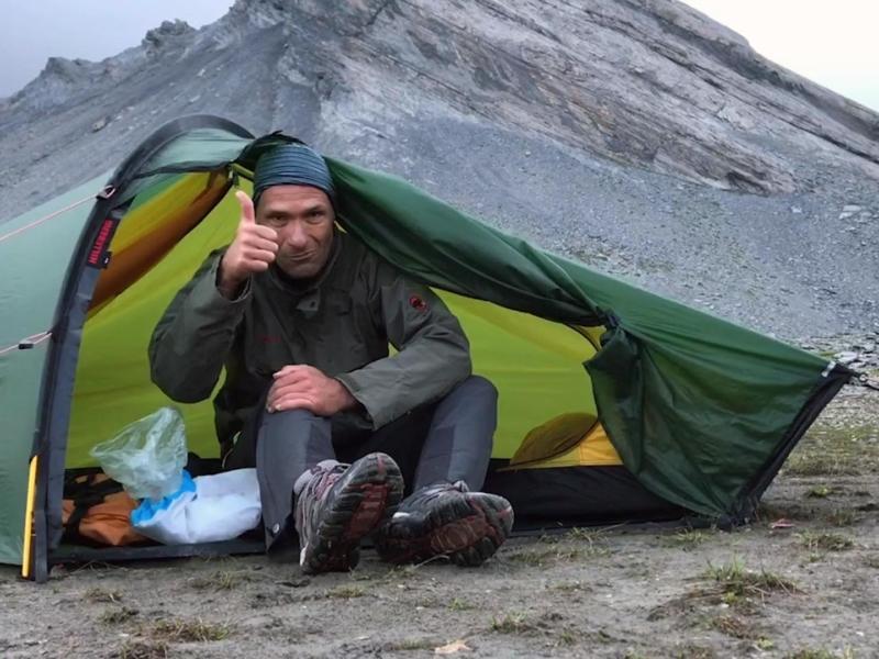 Hilleberg Akto : une tente au top !