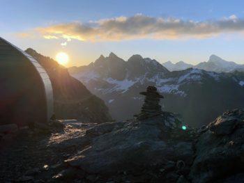 Refuge-igloo des Pantalons Blancs : une nuit en altitude 1