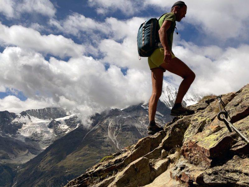 Un terrain alpin au panorama exceptionnel !